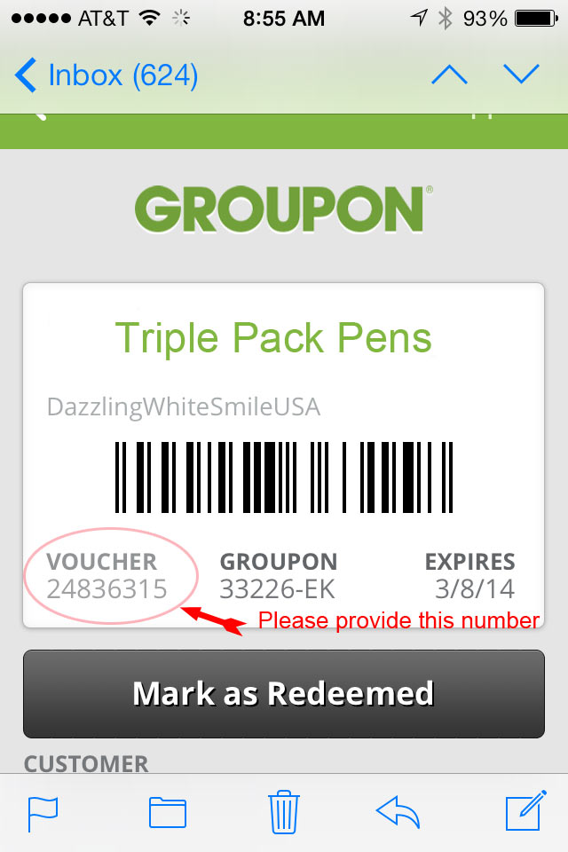 Redeem A How Groupon You Do